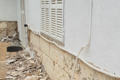 Fassadensanierung auf Mallorca